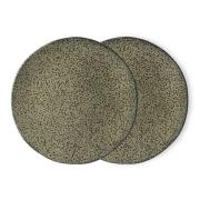 Gradient leipälautanen 22,5 cm 2-pakkaus Vihreä