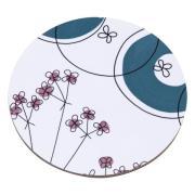 Picknick pannunalunen sininen-vaaleanpunainen