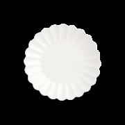 Oyster Lautanen Valkoinen 28 cm