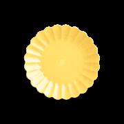 Oyster Lautanen Keltainen 28 cm